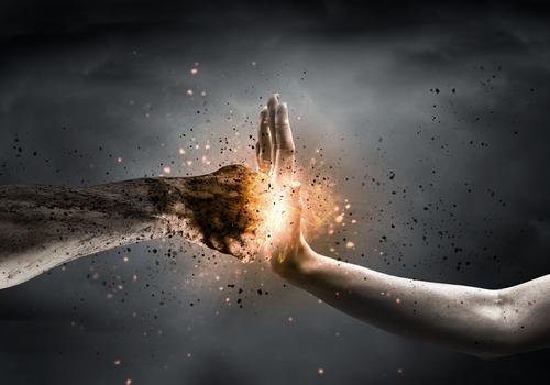 Terve viha auttaa suojelemaan yksilön rajoja