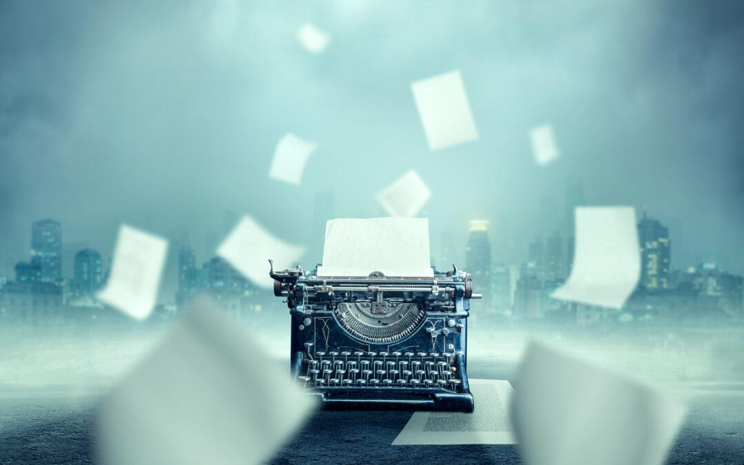 Luovaa kirjoittamistako?